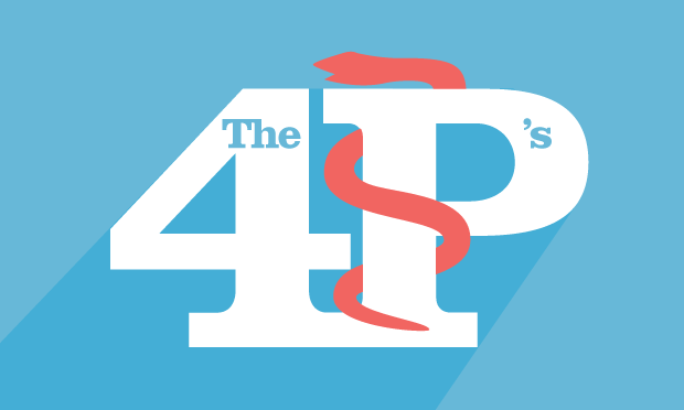 The 4P's