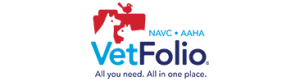 Vetfolio logo