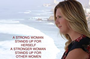 Tracy Dowdy image with quote